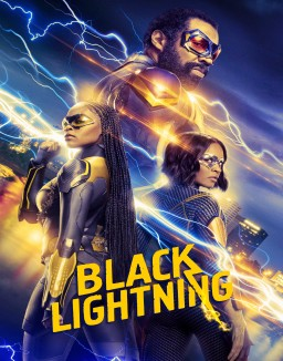 Voir serie Black Lightning en streaming