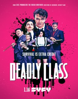 Voir serie Deadly Class en streaming