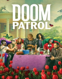 Voir serie Doom Patrol en streaming